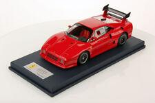 LookSmart Ferrari 288 GTO Evoluzione Black Wheels with Showcase 1/18