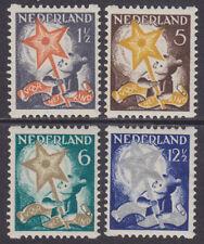 R98-101 Roltanding kinderzegels 1933 postfris (MNH)