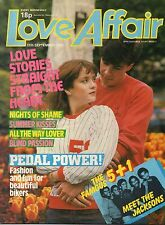 Love Affair Magazine 13 September 1980    The Jacksons