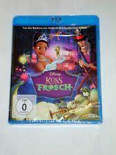 Küss den Frosch Blu Ray Disney NEU OVP