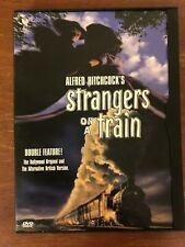 Strangers on a Train (Dvd, 2004, Theatrical & Alternate British Version)