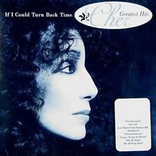 If I Could Turn Back Time: Cher's Greatest Hits [Interscope] by Cher (CD, Mar-1999, Geffen)