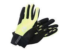 NEW! Pearl Izumi SELECT Softshell Men's Gloves 14141209 Screaming Yellow Small
