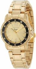 Invicta 0550 Women's Angel 33mm Champagne Dial Watch