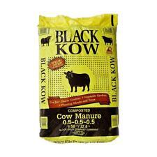 Black Kow *5lb Repack* Composted Cow Manure Garden Amendment 0.5-0.5-0.5