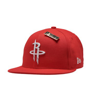 Houston Rockets Red OG Jordan Draft New Era 9FIFTY NBA Retro Snapback Hat
