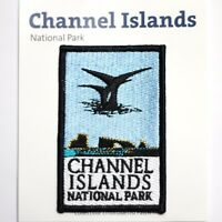 Official Channel Islands National Park Souvenir Patch California Pacific Ocean