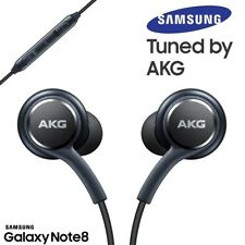 Cuffie Auricolari In-Ear+Mic Originali Samsung By AKG Per Galaxy Note 8 7 FE 5 4
