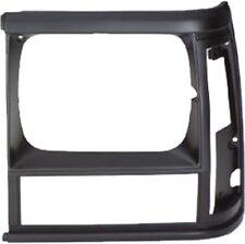 Headlight Door Grille for Jeep Cherokee XJ 91-96 Black Left LH Driver side