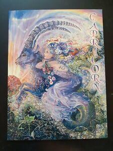 Capricorn Zodiac Card
