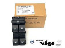 Original VW Fensterheber-Schalter/  Chrom Optik/ Fahrerseite/  4 T?rer/ Golf VII