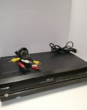 New listing Toshiba D-Vr610 Dvd Recorder Vcr Vhs Player Combo, Working - No Remote