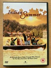 Indian Summer DVD 1993 Camp Reunion Comedy Drama w/ Bill Paxton and Diane Lane