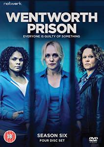 Wentworth Prison: Season Six [DVD]