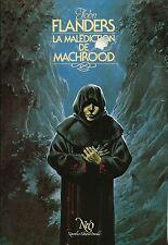 RARE EO JEAN RAY / JOHN FLANDERS NÉO N° 122 : LA MALÉDICTION DE MACHROOD