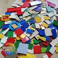 LEGO PARTS - LEGO (27pcs) 250g Bulk Lot Lego Plate Packs Mix Colours
