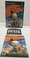 Disney's Chicken Little ps2 PlayStation 2 kids game Complete tested