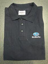 Genuine SUBARU POLO T-shirt XXL
