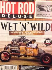 Hot Rod Deluxe Magazine Model T With 12 Speeds March 2017 013118nonrh