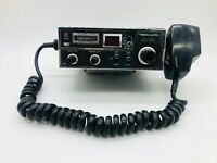 Realistic TRC - 422A CB Transceiver Radio Priority Circuit W/ Microphone - As-Is