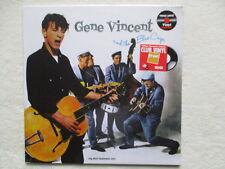 """LP 33T GENE VINCENT AND THE BLUE CAPS """"Eponyme"""" Green LP Neuf et emballé §"""