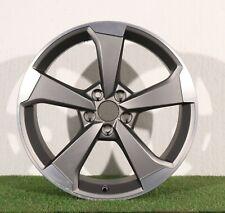 """Cerchio in lega originale Audi  19"""" A3 S3 RS3 8V S Line 8V0601025FC 9,5J ET 53mm"""