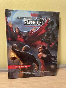Van Richten's Guide to Ravenloft: Dungeons & Dragons (DDN)