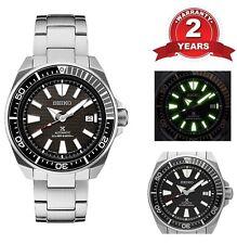 Seiko Prospex Samurai Cuadrante negro Reloj Para hombres Automático 200m Air Drivers Resina 51K1