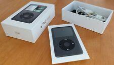 Apple iPod classic Black 120GB mp3 Player ohne Kopfhörer mit Fleck im Bildschirm