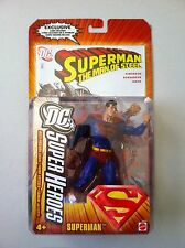 DC Universe Classics Super Heroes SUPERMAN Figure with Comic Book (DCU)