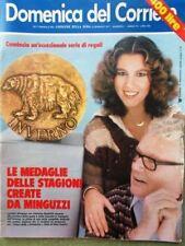 La Domenica del Corriere 6 Gennaio 1977 Jugoslavia Cristo Ciotti Atomica Vartan