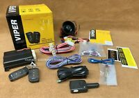 NEW Viper 5105V 1-Way Remote Start/Keyless Entry & Vehicle Security System