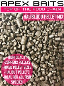 Mixed Pellets 6mm Fishing Bait Carp Feed Bait