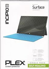 Plex Screen Protector Microsoft Surface with Windows RT Self Healing Incipio