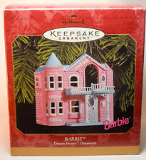 Hallmark: Barbie's Dream House - 1999 -  Classic Keepsake Ornament