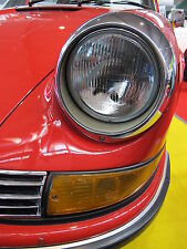 EU conversion headlight Porsche 911 US F-Modell 2x Scheinwerfer Reflektor