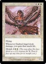 EXALTED ANGEL Onslaught MTG White Creature — Angel RARE