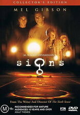 Signs - Action / Fantasy / Drama / Horror / Sci-Fi - NEW DVD