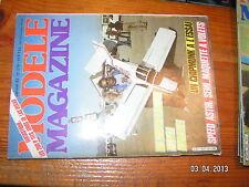 !& Modele Magazine n°376 Speed Astir Super Chipmunk Jet 40 Baron  Farfadet