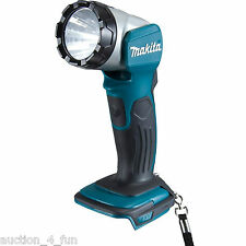 NEW Makita DML802 Cordless LED Flashlight lxlm04, Requires Battery, Not Included