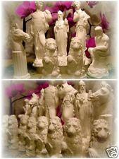 GROßE  GRIECHISCHE  roh  Schachfiguren Schach  deko