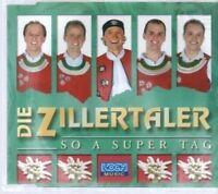 (AW270) Die Zillertaler, So A Super Tag - 2001 CD
