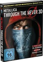 METALLICA THROUGH THE NEVER - DOLBY ATMOS 3D   BLU-RAY NEW+