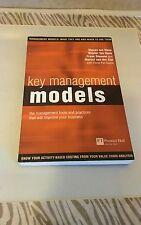 Key Management Models by Steven Ten Have