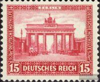 Deutsches Reich 451 gestempelt 1930 Nothilfe