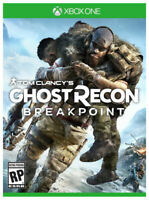 Tom Clancy's Ghost Recon: Breakpoint (Xbox One) BRAND NEW, FACTORY SEALED XB1 🔥
