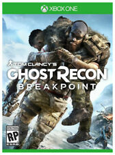 Tom Clancy's Ghost Recon: Breakpoint (Xbox One, 2019)