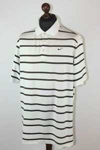 Nike Golf Dri-Fit mens polo shirt Size L