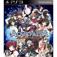 Brand new AQUA PAZZA Aquaplus Dream Match Playstation 3 Japan Import