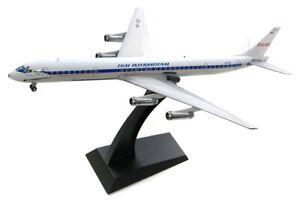 INFLIGHT 200 IFDC8630918 1/200 THAI AIRWAYS INTERNATIONAL DC-8-63 HS-TGZ W/STAND